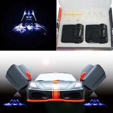 Star Wars Darth Vader Wireless car door LED logo shadow ghost projector light