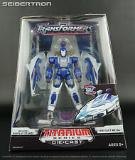 Transformers Titanium Series SCOURGE 2006 Die-Cast Hasbro New