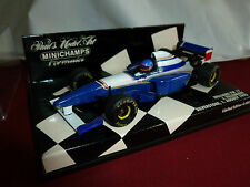 WILLIAMS RENAULT 1995 TEST CAR FW 17 JACQUES VILLENEUVE DIE CAST 1/43 LIMITED