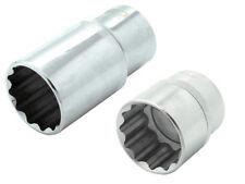 Metrisch & Zoll Durchmesser Steckschlüsseleinsätze für Heimwerker mit 32GB
