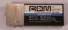 Casio ROM Pack RO-268 Golden Hits For PT MT CT SK DH Casio ROM Keyboards