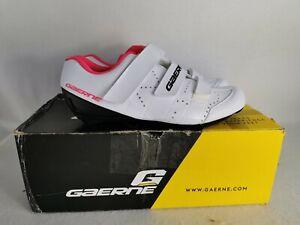 Gaerne Women's Record SPD-SL Road Shoes White EU 38