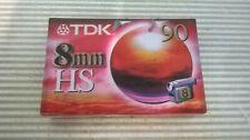 TDK HS 90 8MM Camcorder Tape