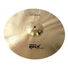 Artist BRCR18 Crash/ride Cymbal Bright Rock 18 Inch -