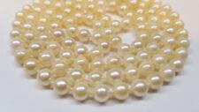 Traum Akoya Collana di perle collier CHIUSO COLLIER/COLLANA L 90 cm