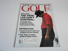 DEC 1982 GOLF --- vintage sports magazine --- LEE TREVINO