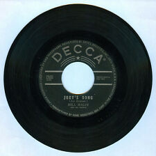 Philippines BILL HALEY Joey's Song 45 rpm Record