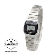 1e24a6a63863 Reloj de diamantes vintage auténtico Casio (Hecho en Japón) LA670WAD-1D