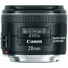 Canon EF 28mm f2.8 IS USM Wide Angle Lens Agsbeagle