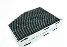 Audi A3 S3 TT RS3 VW Beetle Caddy Charcoal Lined Cabin Filter Genuine 1K1819653B