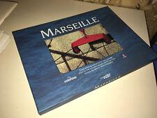 Crès & Martin-Roland DANS LA LUMIERE DE MARSEILLE 100 photos sur planches DC11B