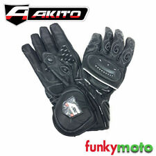 Guantes de motocross color principal negro