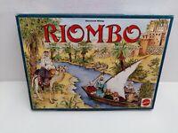 Riombo von Mattel Brettspiel Gesellschafts Familien