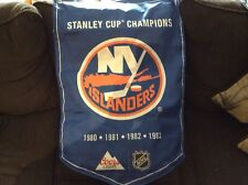 Coor's Light NHL 2017 New York Islanders Pennant, Banner, Stanley Cup Champs