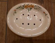 Portuguese Pottery Soap Dish