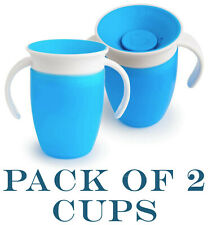 2 Baby Trainer Cup 360 | 207 ml | Munchkin Miracle | for Toddler | from 6 months