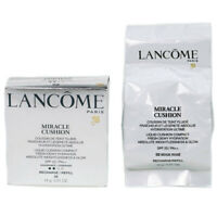 Lancome Medium Foundation Miracle Cushion Refill 02 Beige Rose Brand New