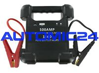 Booster 12V 24V Starthilfe Starthilfegerät Jumpstart PKW LKW Lithium Profi