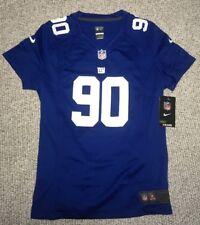 Nike NFL New York Giants Pierre-Paul On Field Jersey Womens Small 469909 404 NWT