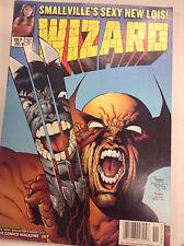 Wizard Magazine Smallville's Lois Wolverine November 2004 062117nonr