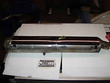 Honda GL1800 GL 1800 Gold Wing Decent OE Left Muffler Exhaust Pipe 18305-MCA-003