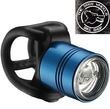 Lezyne Femto Drive Blue Alloy LED Front Bicycle Bike MTB Light Commute Road
