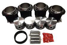 QSC VW Type 1 92mm x 82mm  Aluminum Nikasil Coated Cylinders & Pistons Set