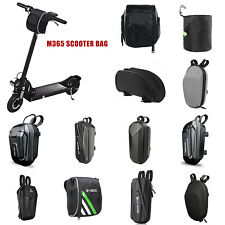 Hard Shell Storage Bag Hanging Front Pouch Bags for Xiaomi M365 Electric Scooter