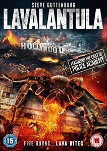 Lavalantula [DVD]