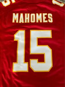 Patrick Mahomes Men's Kansas City Chiefs Game Player Jersey