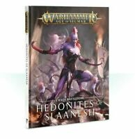 Battletome: Hedonites of Slaanesh Daemons Chaos Warhammer Age Sigmar 40K