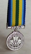 Canada Canadian Peace Officer Exemplary Service Miniature Mini Medal