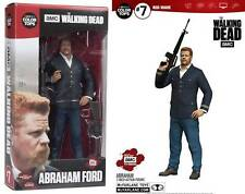 Action Figure Abraham Ford The Walking Dead 18 cm Red Wave Color Tops McFarlane