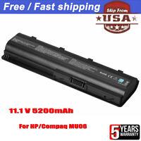 Genuine MU09 MU06 Battery for HP/Compaq 593553-001 593554-001 G62 CQ42 Series
