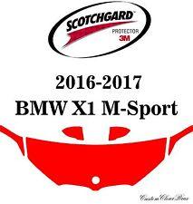 3M Scotchgard Paint Protection Film Clear Bra Pre-Cut 2016 2017 BMW X1 M-Sport