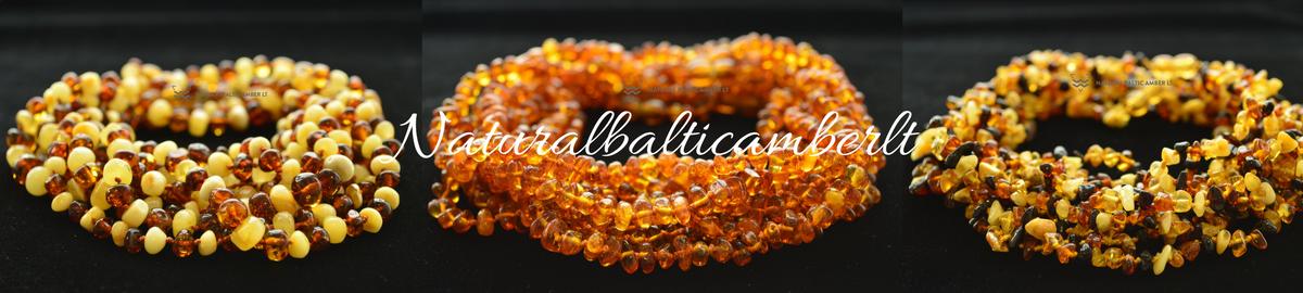 Natural baltic amber lt