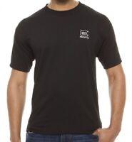 Glock AA1100 Series Men's Tee Black Perfection Short Sleeve T-Shirt Sizes M-3XL