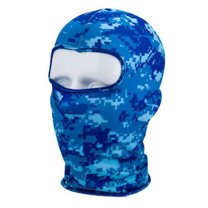 Breathable Balaclava Hood Full Face Cover Elastic Outdoor For Men & Women YS