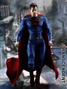 Presale 1:6 BY-ART BY-013 Superman Clark Kent Kal-El Action Figure Collectible