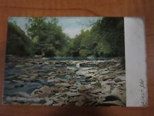 Vintage 1907 Posted On the Brandywine, PA Postcard