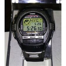 Casio Rare Vintage VCL 120-1 Cell Phone Vibration World time Alarm  Watch