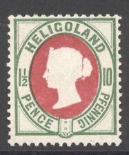 Helgoland Mi. Nr. 14c* LUXUS geprüft Engel BPP 350 Euro