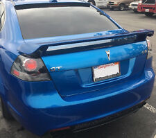 PONTIAC G8 HOLDEN FACTORY STYLE UNPAINTED REAR WING SPOILER 2008-2010