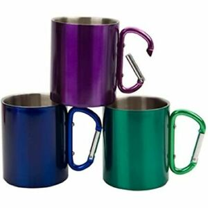 300ML Summit Stainless Still Coffee Mug | Camping Cup | Double Wall Carabineer