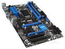 MSI Z97 PC Mate LGA 1150 Intel Z97 HDMI SATA 6Gb/s USB 3.0 Motherboard With I/O