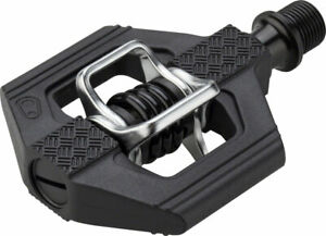"Crank Brothers Candy 1 Pedals - Dual Sided Clipless, Composite, 9/16"", Black"