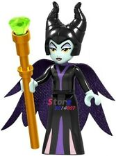 Maleficent Fairy Aurora Custom Lego Mini Figure Disney Princess Fairytales Toy
