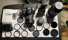 Nikon D7200 24.2 MP Digital SLR Camera - Black Bundle