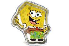 Wilton Spongebob Squarepants Aluminum Birthday Cake Pan With Insert 2105-5130