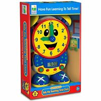 The Learning Journey Telly Teaching Time Clock Primary Ages 3+ Toy Boys Watch